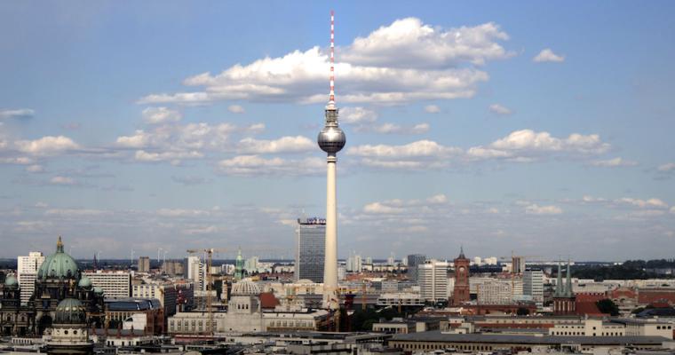 Sascha Klupp: Berlin, die Metropolregion mit großen Chancen.